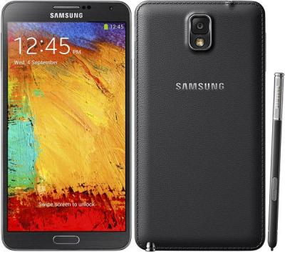 SAMSUNG GALAXY N7506V BLACK NOTE 3 GSM UNLOCKED