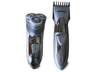 Daewoo 2 in 1 Grooming Set Shaver and Trimmer 220 240 Volts Export Only
