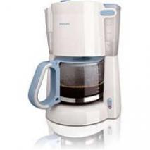 Philips HD 7448 Drip Coffee Maker 1100 Watts 220 Volts 50Hrz Export Only White
