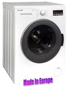 Elba EWD-7512VT  by Fisher and Paykal Washer / Dryer Combo  220 volts 50 hz