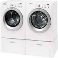 White-Westinghouse WLF125EZHS / WDE775NZHS / STACKKIT7 by Electrolux Washer  Dryer 220 Volt