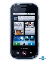 Motorola CLIQ MB200 ANDROID SMARTPHONE UNLOCKED QUAD BAND PHONE