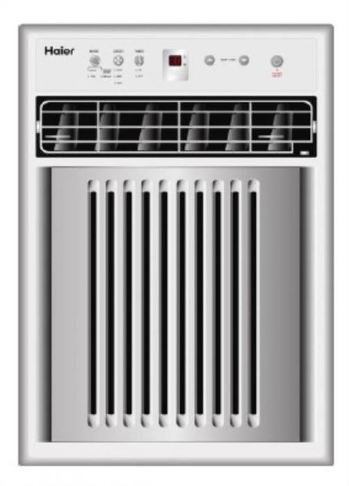 Haier hwvr10xck 10 000 btu casement portable air for 110 window air conditioner walmart