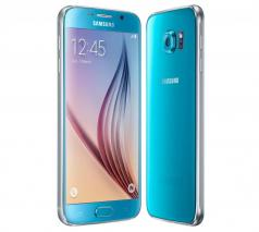 Samsung Galaxy S6 SM-G920A 32GB AT&T Branded Smartphone (Unlocked, BLUE