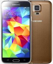 Samsung Galaxy S5 SM-G900A 16GB AT&T Branded Smartphone (Unlocked, Copper Gold) AT&T UNLOCK GSM