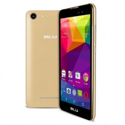 BLU Dash M D030U 4GB Dual-SIM Smartphone (Unlocked, GOLD)