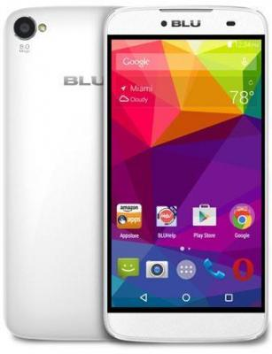 BLU Dash M D030U 4GB Dual-SIM Smartphone (Unlocked, WHITE)
