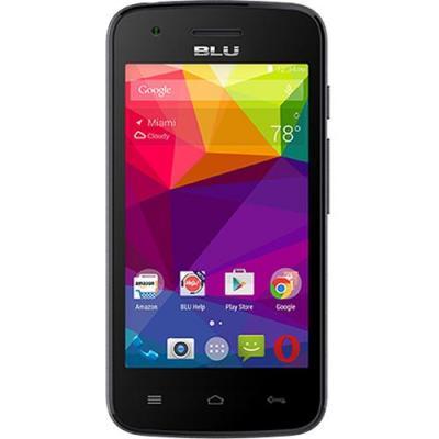 BLU Dash L D050U 4GB Dual-SIM Smartphone (Unlocked, Black)