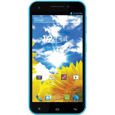 BLU Studio 5.5 D610A 4GB Smartphone (Unlocked, Blue)