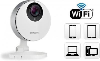 Samsung SNH-P6410BMR - Samsung SmartCam HD Pro 1080p Full HD Wifi IP Camera (Refurbished)