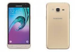 Samsung Galaxy J3 J320YZ 4G Dual SIM Phone (8GB) GSM UNLOCK GOLD COLOR