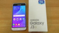 Samsung Galaxy J3 J320YZ 4G Dual SIM Phone (8GB) GSM UNLOCK WHITE COLOR