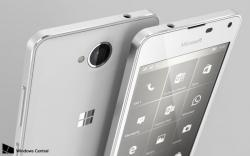 Microsoft Lumia 550 4G Phone (8GB) GSM UNLOCK WHITE COLOR