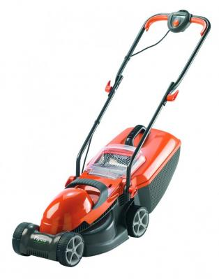 Flymo Chevron Electric Wheeled Rotary Lawnmower 32 V, 1200 W - 32 cm 220 volts 50HZ NOT FOR USA