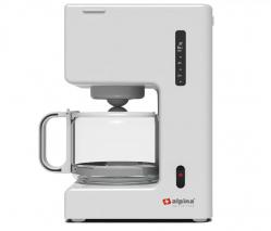 ALPINA SF-2821 COFFE MAKER 4-6 CUPS 220 VOLTS 50HZ NOT FOR USA