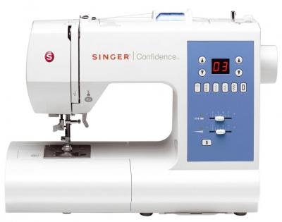 SINGER 7465 CONFIDENCE electronic sewing machine 220 VOLTS 50 hZ NOT FOR USA