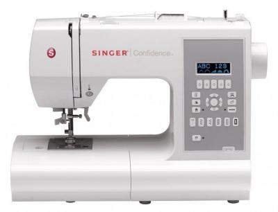 Singer 7470 Confidence Sewing Machine 220 VOLTS 50HZ White NOT FOR USA