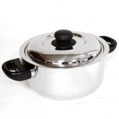 MATBAH Stainless Steel Hot Pot Insulated Food Server Casserole, 2.5-Liter/2.6-Quart