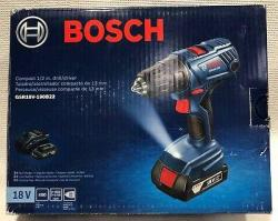 Bosch Professional GSR1082LiN 10.8V Naked Cordless Li-Ion Drill Driver with Keyless Chuck 220 volts 50 Hz NOT FOR USA