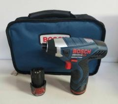 Bosch GSB 18 V-LI Professional Cordless Combi Drill 18 V (includes 2 x 4.0 Ah Lithium Ion CoolPack Batteries) 220 volts 50 Hz NOT FOR USA