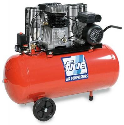 Fiac AB100/360M Belt driven air compressor 220-240 Volt/ 50 Hz NOT FOR USA