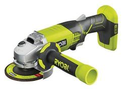 Ryobi R18AG-0 ONE+ Angle Grinder, 18 V (Body Only) 220 volts 50Hz NOT FOR USA