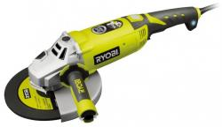 Ryobi EAG2000RS 9-inch Angle Grinder with Rotating Back Handle, 2000 W 220 VOLTS NOT FOR USA