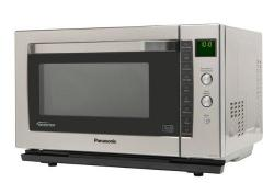 Panasonic NN-CF778SBPQ Family Size Combination Microwave Oven, 1000 Watt, Stainless Steel 220 volts NOT FOR USA
