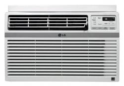 LG LW8016ER 8000 BTU Window Air conditioner, Remote, 4-way Air Direction FACTORY REFURBISHED (FOR USA)