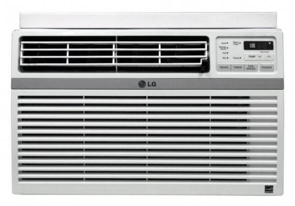 lg lw8016er 8000 btu window air conditioner remote 4 way air direction factory refurbish. Black Bedroom Furniture Sets. Home Design Ideas