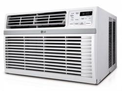 LG LW1516ER 15,000 BTU Window Air conditioner, Remote, 4-way Air Direction REFURBISHED (FOR USA)
