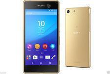 Sony Xperia X F5122 4G Dual SIM Phone (32GB) GSM UNLOCK GOLD COLOR