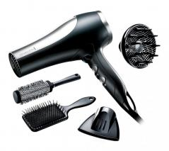 Remington D5017 Pro Hair Dryer Kit for 220 Volts (Not for USA)