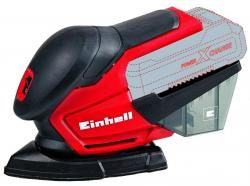 Einhell TE-OS18 Li Solo Power X-Change 18 V Lithium Cordless Multi Sander with Filter Box 220 VOLTS NOT FOR USA