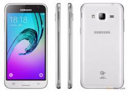 Samsung Galaxy J3 J320H 3G Dual SIM Phone (8GB GSM UNLOCK WHITE COLOR.