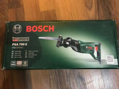 Bosch PSA700E Multi-Saw 220 VOLTS NOT FOR USA