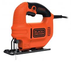 Black & Decker KS501-GB 400 W Compact Jigsaw with Blade NOT FOR USA