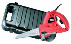 Black & Decker KS890EK Scorpion Powered Handsaw 400 Watts with Kitbox 220 volts NOT FOR USA