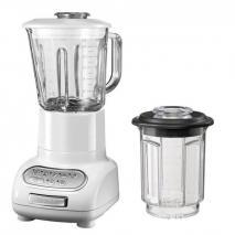 KitchenAid 5KSB5553EWH Blender White Artisan for 220 Volts Only (Not for USA)