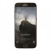 Samsung Galaxy S7 Edge G9350 4G Dual SIM Phone (32GB, Injustice Edition) with Samsung Gear VR R322 UNLOCKED
