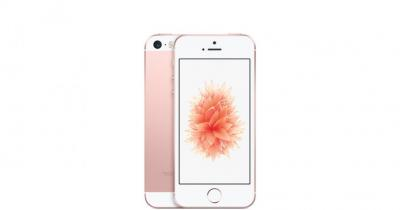 Apple iPhone SE A1662 4G Phone (16GB, Rose Gold) UNLOCK