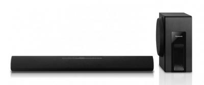 Panasonic SC-HTB18EB-K 120W Soundbar and Sub with Wireless Music Streaming 220 VOLTS NOT FOR USA