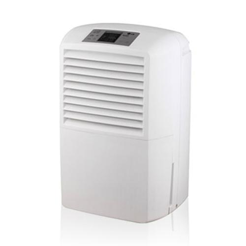 Portable Whole House Dehumidifiers : Lg ld pint dehumidifier auto shut off external drain