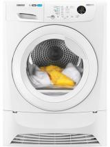 Zanussi by Electrolux ZDH8333W Heat Pump Condenser Front Load Dryer 8 kg Capacity 220-240 Volt/ 50 Hz, NOT FOR USA
