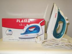 Flama Silk 1400 533FL Steam Iron for 220 Volts