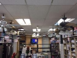 Sakura HS5000 52 inch Ceiling Fan Light Fixture Lamp 220 Volts 50hz Not for USA