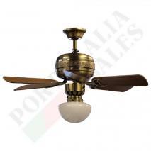 Sakura SA909AB 32 inch Ceiling Fans Light Fixture Lamp 220 Volts 50hz Not For USA