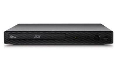 LG BP550 - 3D-Capable Blu-ray Disc™ Player w/ Streaming Services & Built-in WiFi factory refurbished (only for usa)