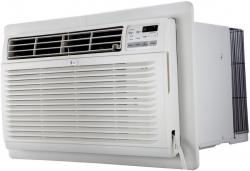 LG LT1236HNR Through The Wall AC Heating/11,500 BTU Cooling w/ Remote REFURBISHED (ONLY FOR USA )