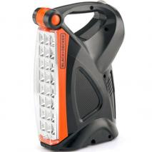 Black & Decker LE4 Flip Style Lantern LED Flash Light 220V 50 Hz NOT FOR USA